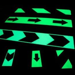 Adhesivo Fotoluminiscente